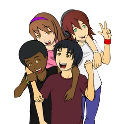Jovens (Foto: Arquivo Google)
