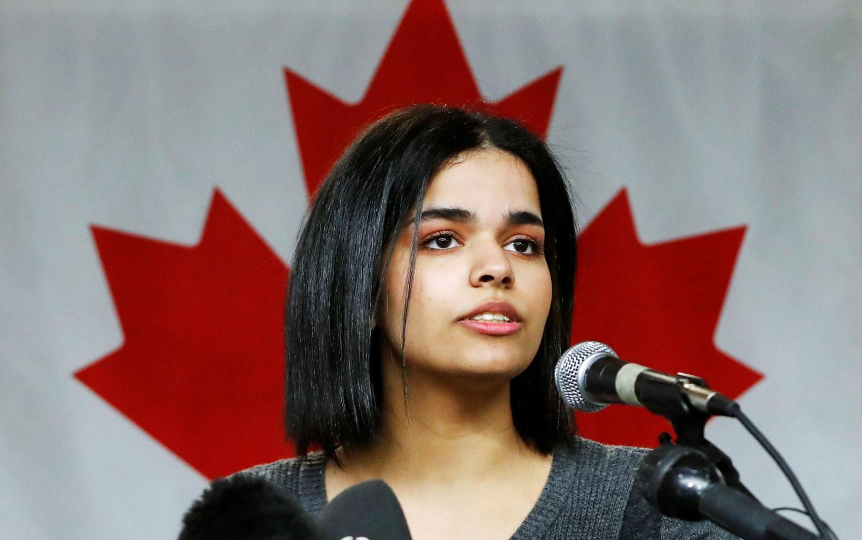 Com ameaças a adolescente saudita, agência de imigração contrata segurança no Canadá