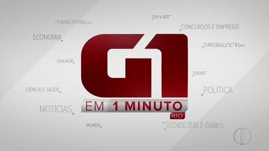 'G1 em 1 minuto' estreia na programação da Inter TV