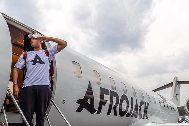 Afrojack (Foto: reprodução instagram (@afrojack)
