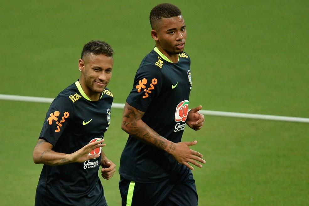 PSG, de Neymar, e City, de Gabriel Jesus, estão na mira da liga espanhola  (Foto: Pedro Martins/MoWASports)