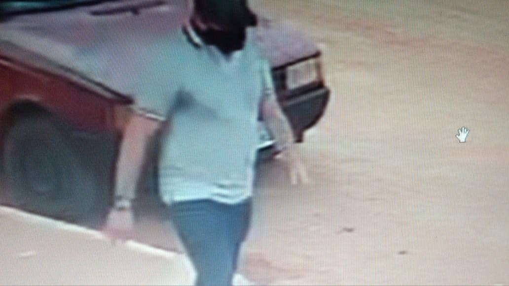 Ladrões furtam R$ 40 mil de caixa eletrônico de agência durante o dia em MT