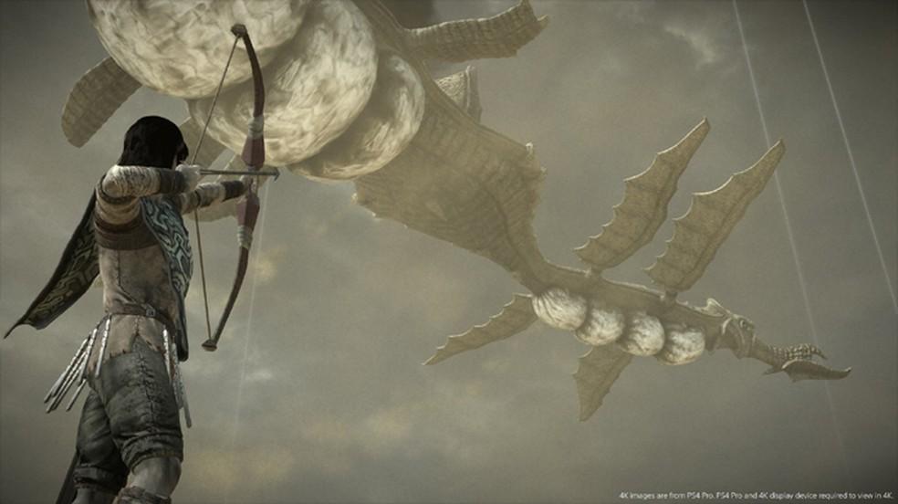 A Bluepoint Studios, responsável pelo remake de Shadow of the Colossus no PS4, tem um projeto em desenvolvimento para o PlayStation 5 — Foto: Reprodução/PlayStation