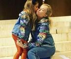 Angélica e a filha Eva | Reprodução/ Instagram