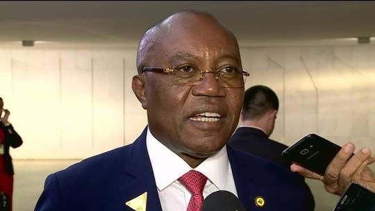 'Brasil é um dos maiores parceiros econômicos da Angola', diz Manuel Augusto