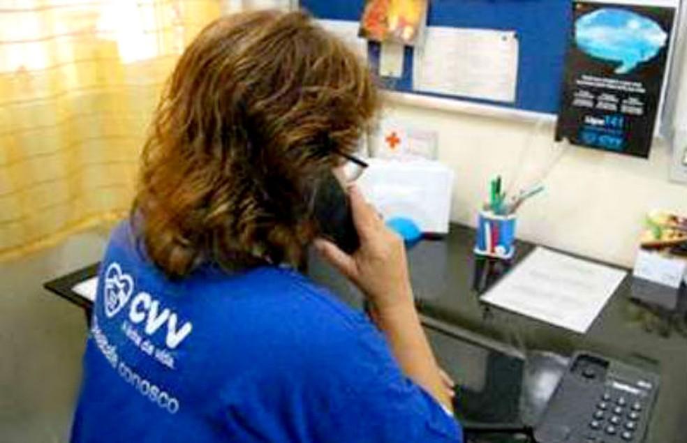 Ligações para o CVV passam a ser gratuitas no Rio Grande do Norte (Foto: CVV/Divulgação)