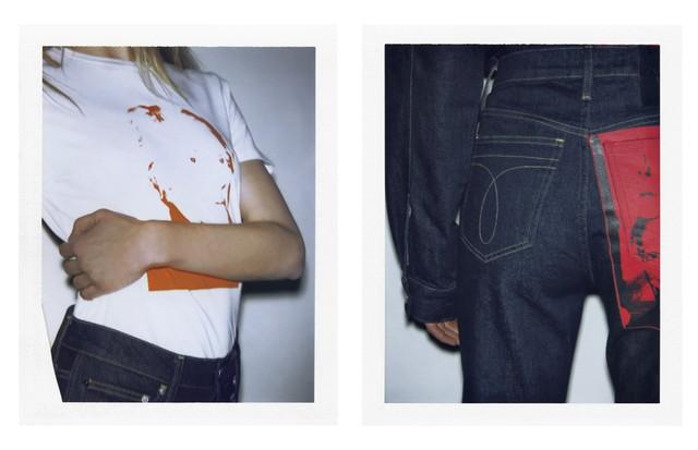 Calvin Klein Jeans apresenta coleção cápsula com Andy Wahrol Foundation (Foto: Divulgação)
