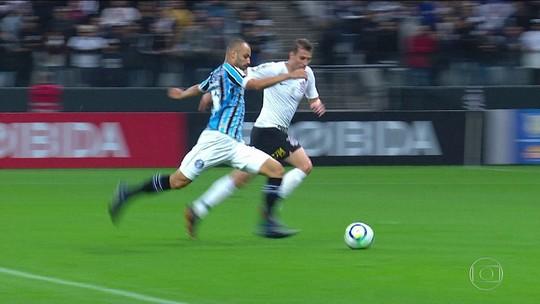 Vídeo: veja como foi a derrota para o Grêmio