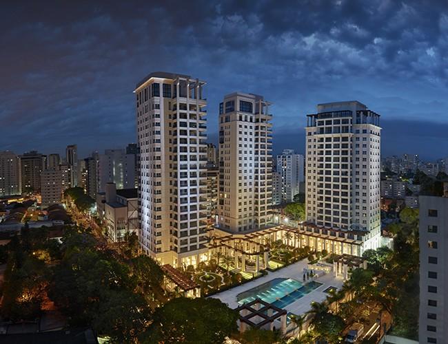 Novo empreendimento da Aurinova em São Paulo  (Foto: Divulgação)
