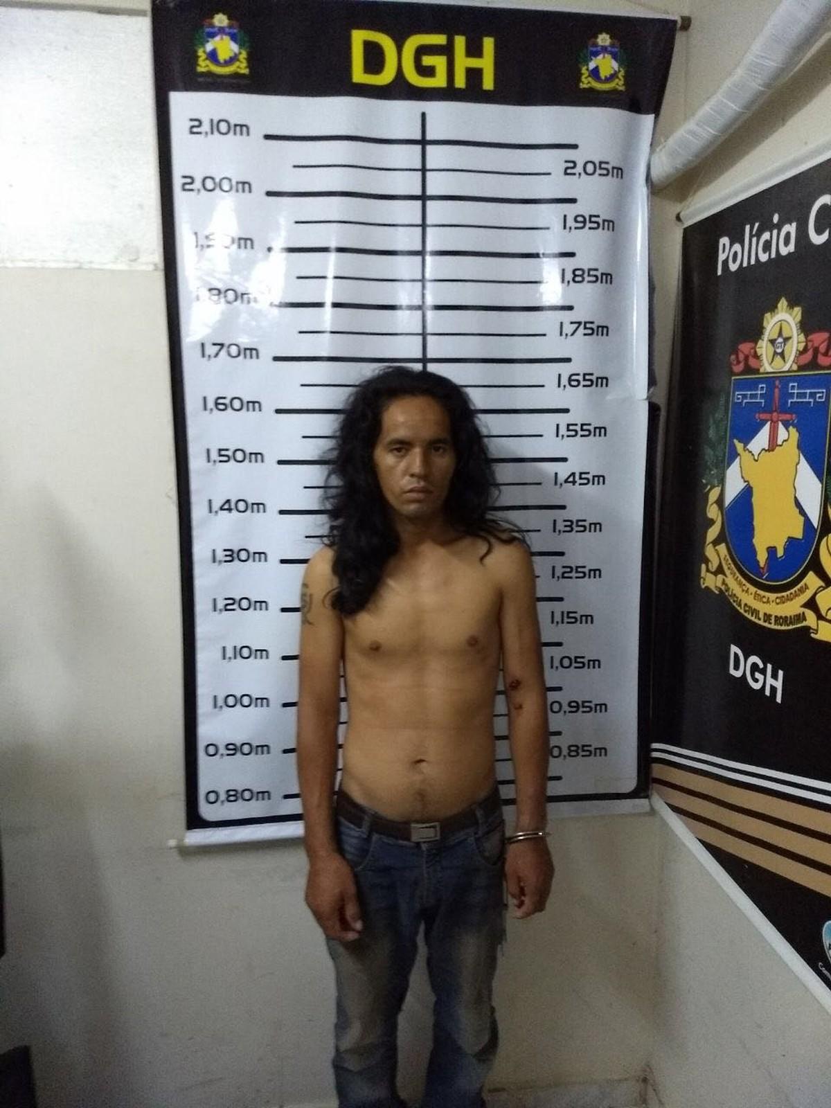 Suspeito de matar jovem com golpe de faca é preso em Boa Vista