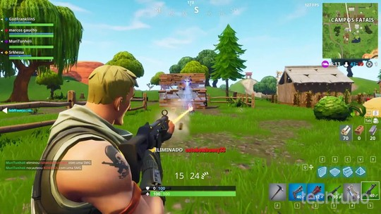 Fortnite e mais: jogos do Nintendo Switch têm crossplay com Xbox e PC