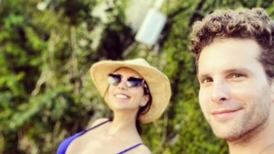 Thiago Fragoso anuncia nascimento de Martin: 'Meu segundo sol'