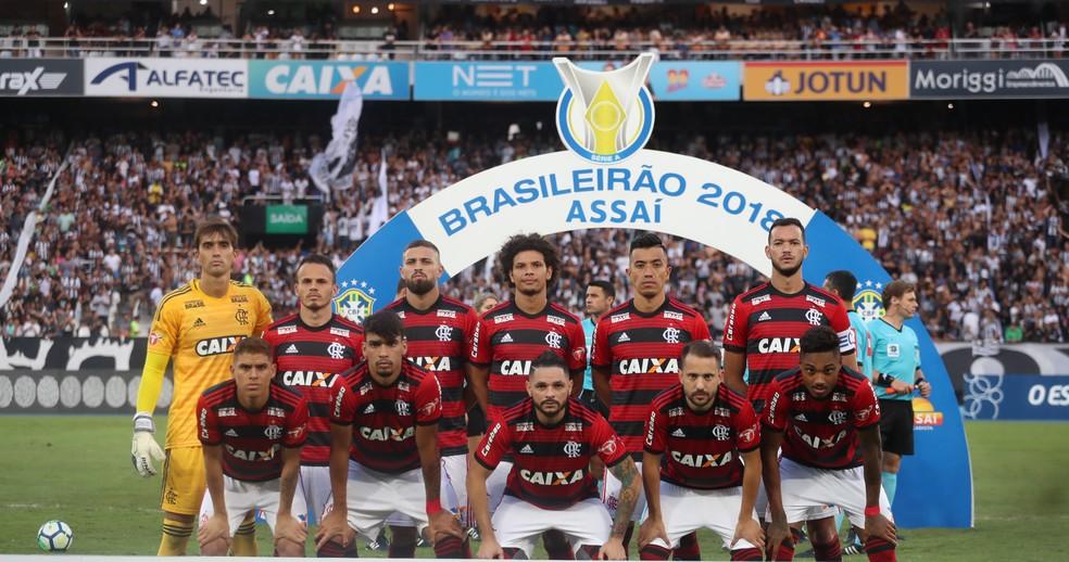 Flamengo — Foto: Gilvan de Souza / Flamengo