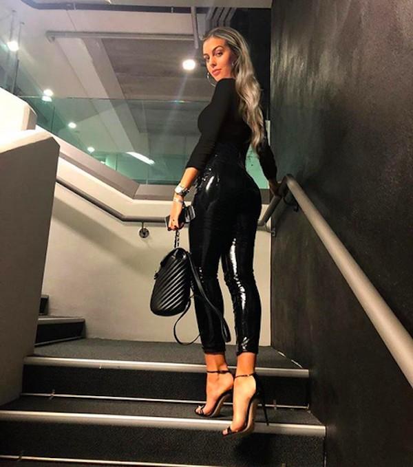 A modelo espanhola Georgina Rodriguez (Foto: Instagram)