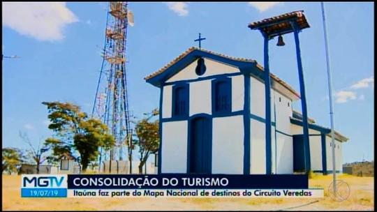 Itaúna é incluída no Mapa Nacional do Turismo Brasileiro