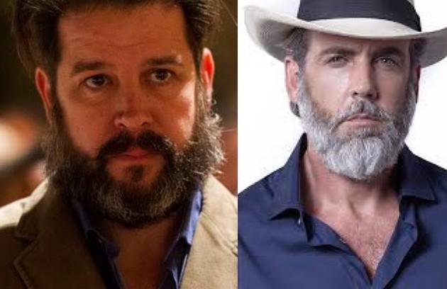 Jaime, o personagem de Murilo Benício, ganhou o nome de Jorge. O papel cabe ao porto-riquenho Carlos Ponce (Foto: TV Globo - Divulgação)