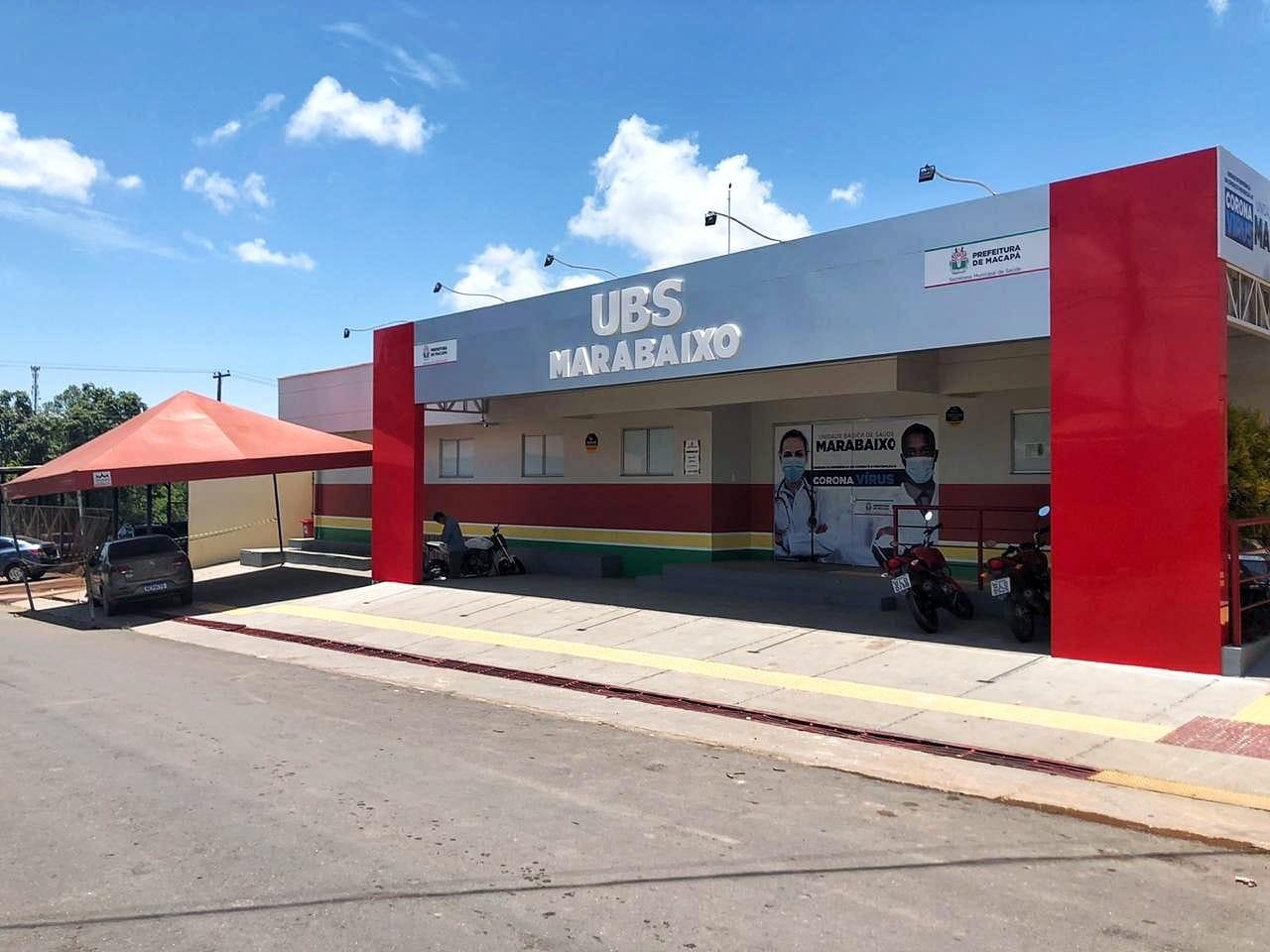 Exclusiva para Covid-19, UBS do bairro Marabaixo volta a receber atendimentos gerais em Macapá