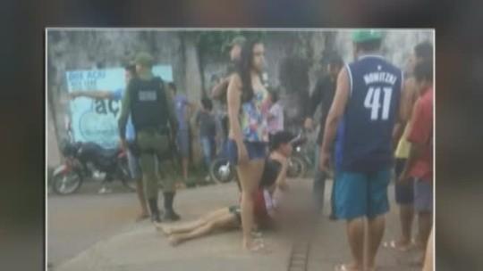 Polícia investiga acidente de trânsito que perfurou crânio de passageira de moto, em Tucuruí