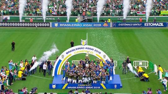 Com ajuda do Espião Estatístico, News mostra em números como foi este Campeonato Brasileiro