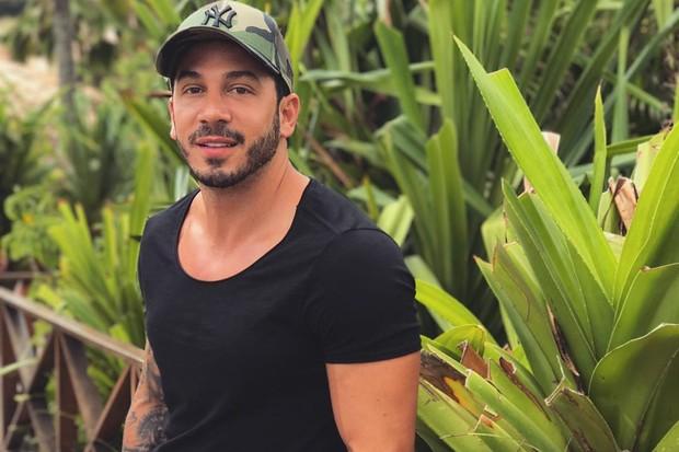 Gustavo (Foto: Reprodução/Instagram)