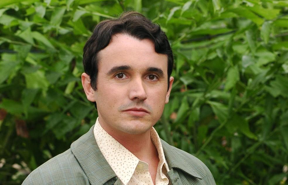 O ator Caio Junqueira em 2007 — Foto: TV Globo / Márcio de Souza