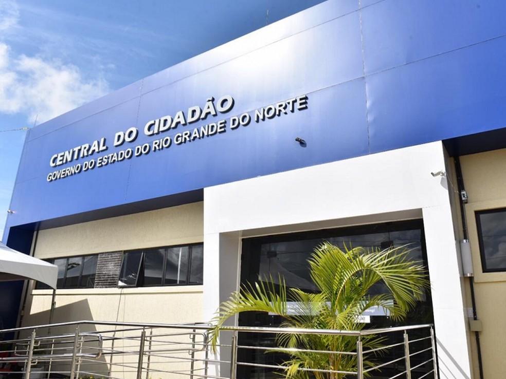 Centrais do Cidadão estão retomando serviços — Foto: Divulgação