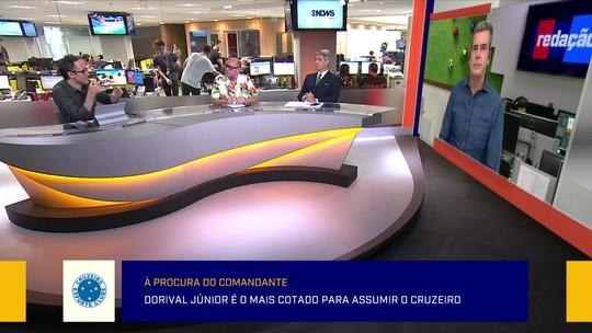 Comentaristas debatem sobre substituto de Mano Menezes do Cruzeiro
