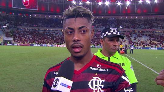 Decisivo e provocador: as facetas de Bruno Henrique pelo Flamengo em clássicos cariocas