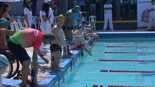 Paratletas de Prudente conquistam 14 medalhas nos Jogos Abertos do Interior