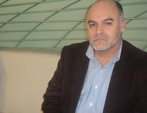 Maurício Assumpção, presidente do Botafogo (Foto: Thiago Braga/SporTV.com)