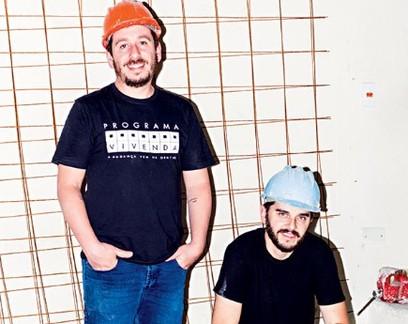 Esta startup reforma casas irregulares por baixo custo