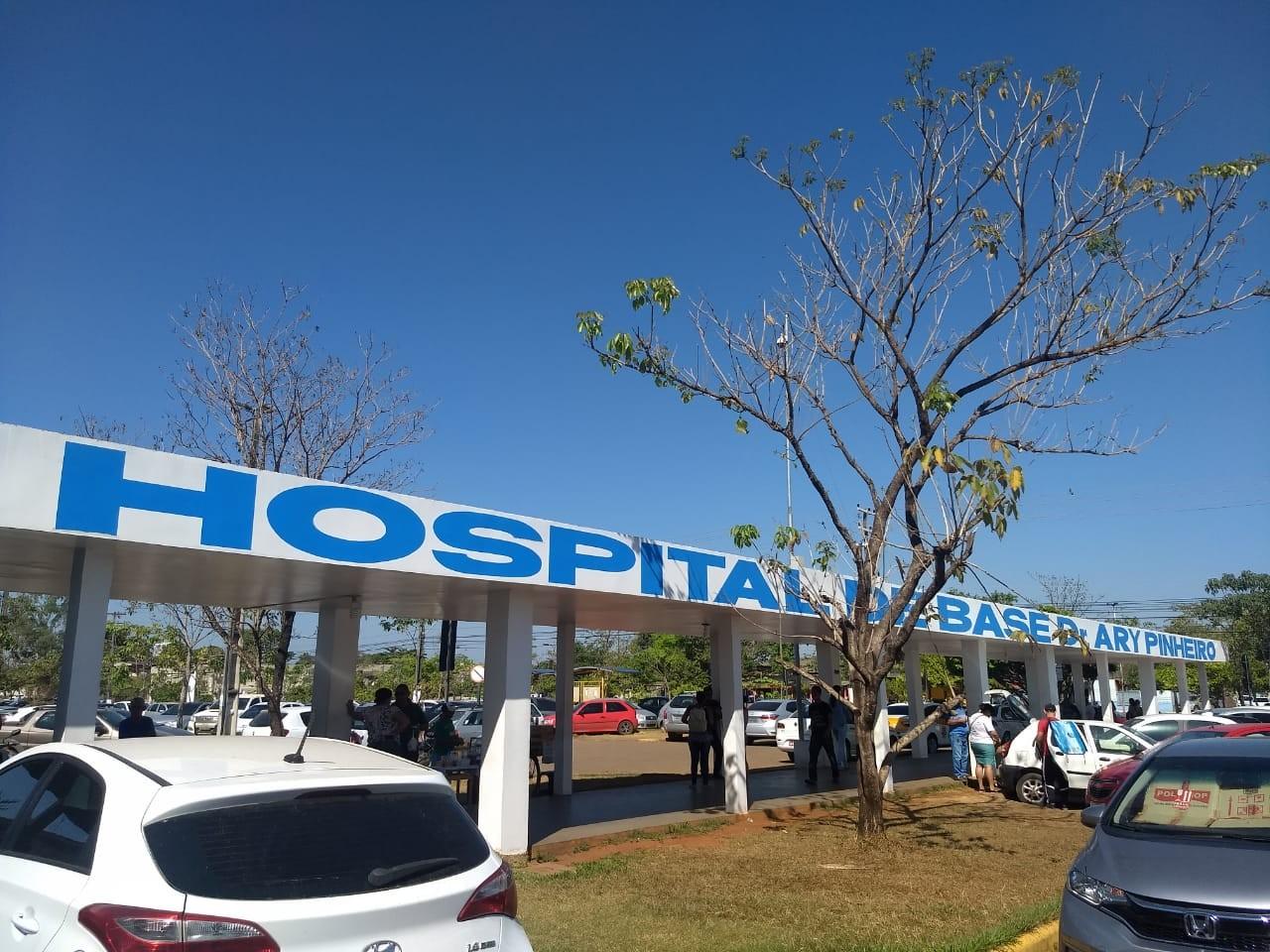 Paciente mata interno em ala psiquiátrica de hospital em RO - Notícias - Plantão Diário