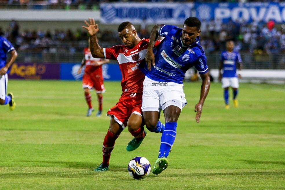 Gerson renovou contrato até o fim do ano — Foto: Ailton Cruz/Gazeta de Alagoas