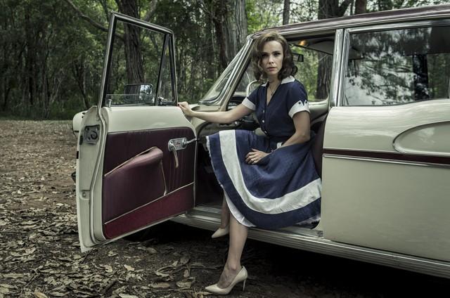 Débora Falabella em 'Se eu fechar os olhos agora' (Foto: Mauricio Fidalgo/ TV Globo)