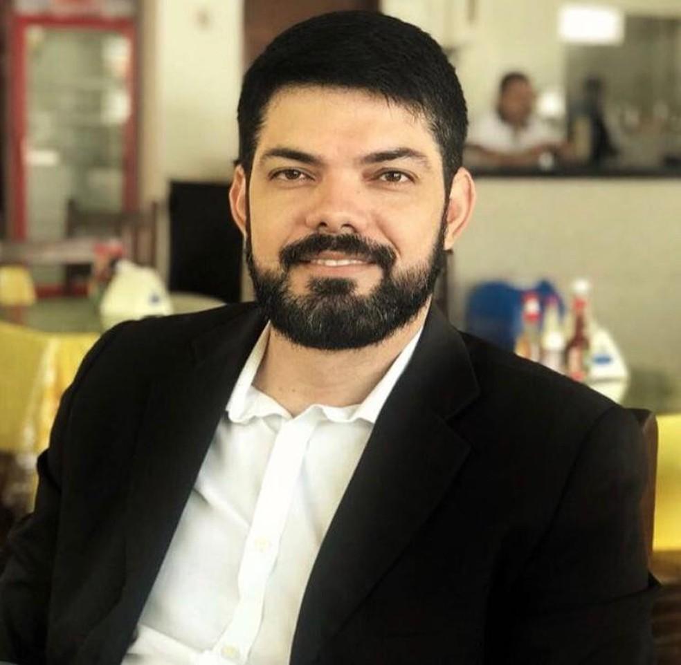 Bruno Mouzinho é diretor da ALPB — Foto: Reprodução/Arquivo Pessoal