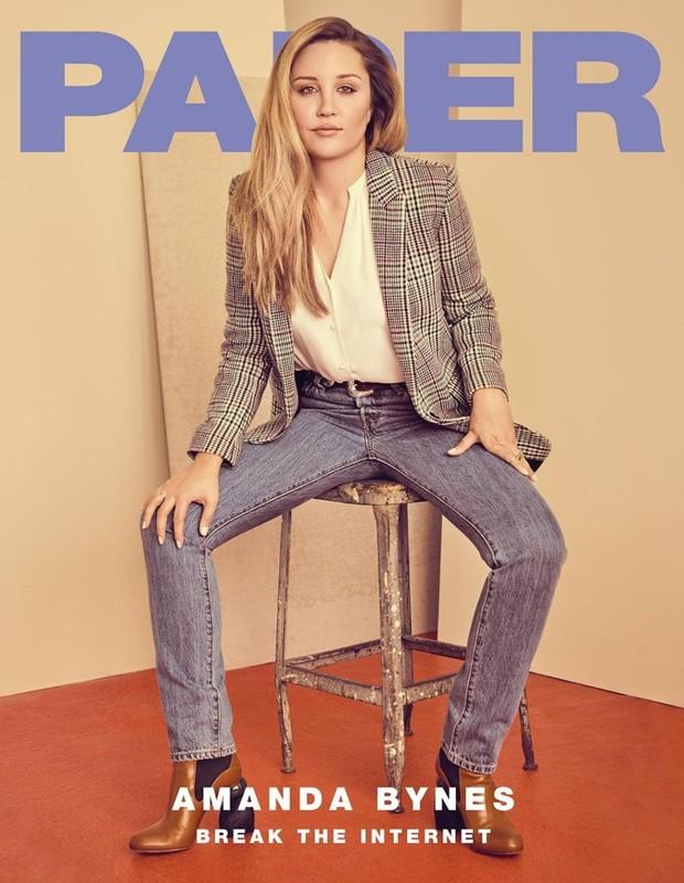Amanda Bynes (Foto: Divulgação/Paper Magazine)