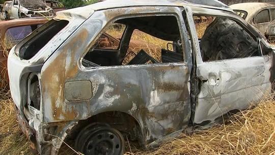 Polícia identifica dona do carro que pegou fogo e matou motorista carbonizada
