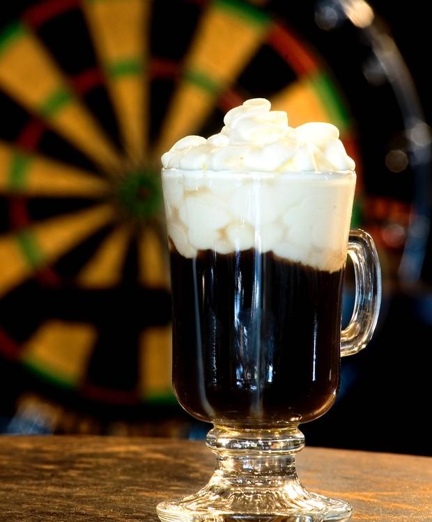 Receita de Irish coffe (Foto: Divulgação)