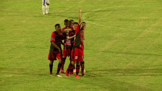 Flamengo-PI x Piauí - Campeonato Piauiense 2019 - globoesporte.com
