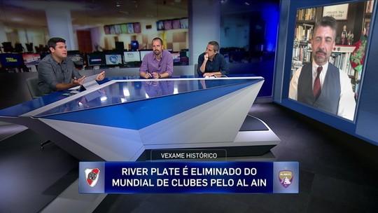 """Comentaristas discutem nova derrota de sul-americanos no Mundial: """"Não dá nem para chamar de zebra"""""""