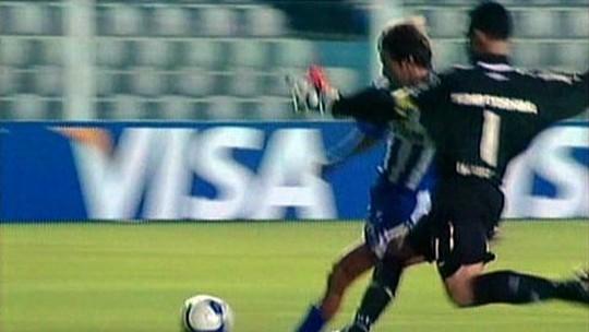 CSA x Santos marca reencontro de Madson com clube em que virou xodó e fez dupla com Neymar