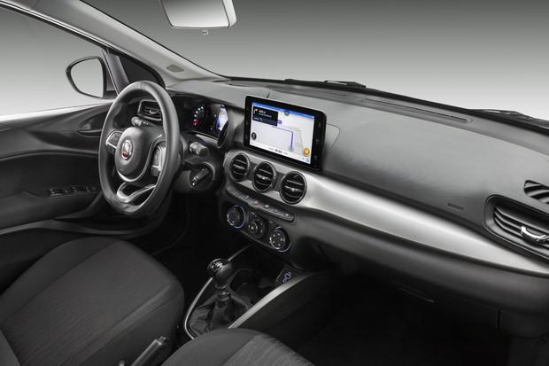 Fiat Argo 2019 (Foto: Divulgação)