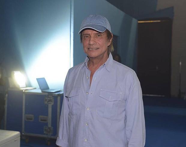 Roberto Carlos (Foto: QUEM)