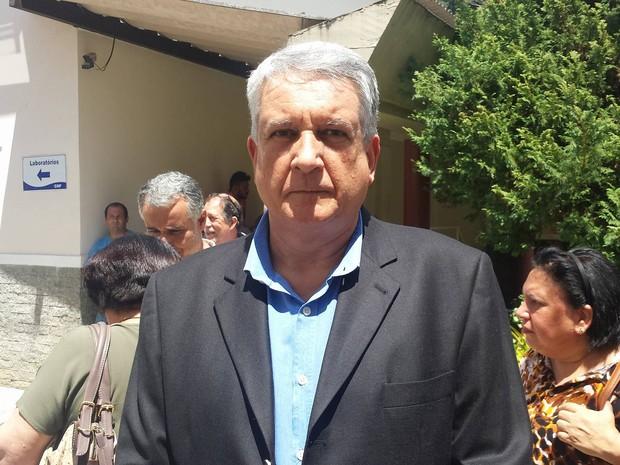 Sérvio Thurler Santos do Lago, secretário de Finanças (Foto: Juliana Scarini / G1)