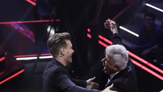 Lulu Santos anuncia parceria musical com Michel Teló: 'A gente estava se prometendo esse momento'