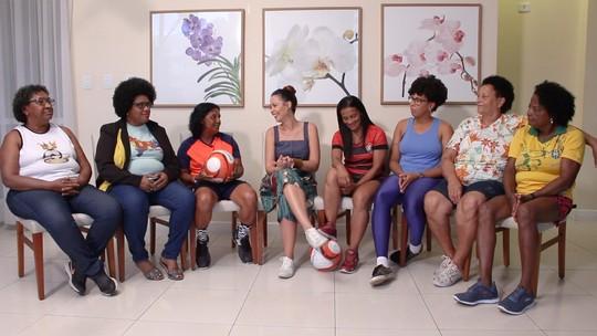 Jogadoras de futebol baianas falam de desigualdade de gênero