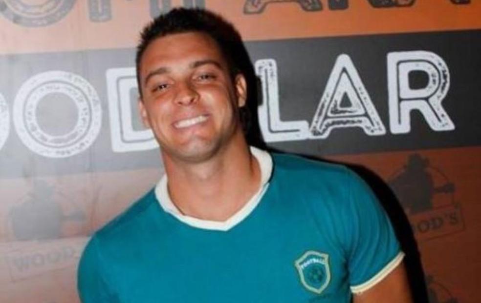 Cabo Ethore Meneghelli Pavan, do Corpo de Bombeiros, morre após acidente na BR-262 — Foto: Arquivo Pessoal