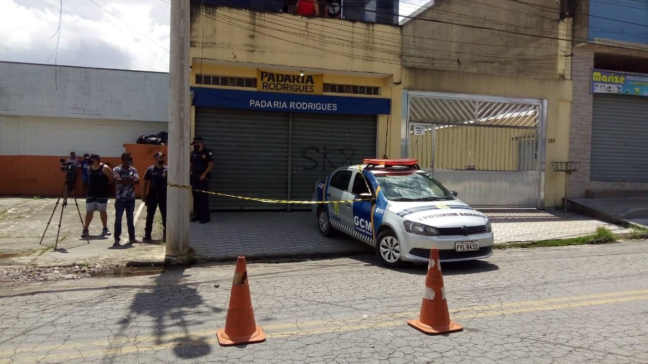 Atendente de padaria é assassinada durante assalto em Itaquaquecetuba