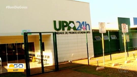 Moradores reclamam de UPA fechada em Jataí