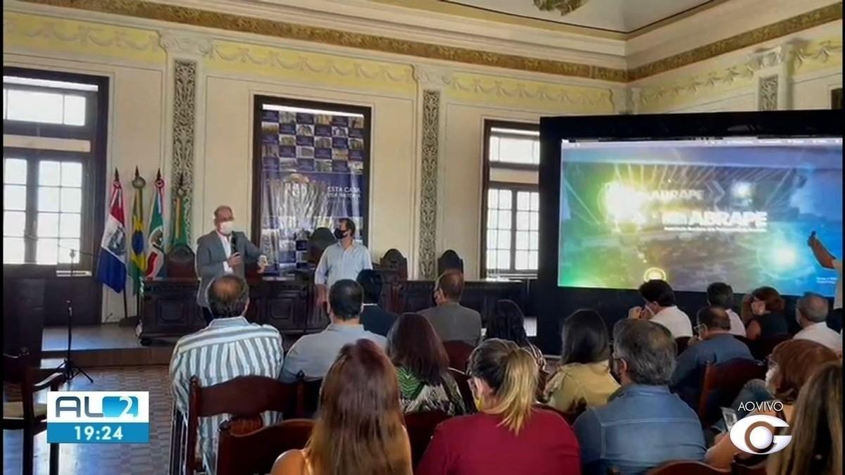 Reunião discute retomada do setor de eventos em Alagoas